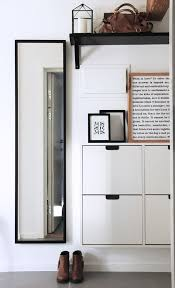 ikea hallway furniture. very nice the skogsta bench lovely entrence with some white ikea stuva cabinets besta in your hall handsome and hallway furniture