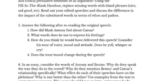 antony s speech worksheet essay google docs