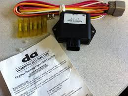 Universal Daytime Running Light Module Dominion Automotive Universal Daytime Running Lights Drl