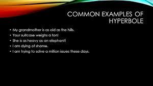 hyperbole examples co hyperbole examples