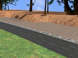 cinder block garden wall. Cinder Block Garden Wall N