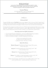 Resume Sample Restaurant Sample Resume For Cook Position Restaurant