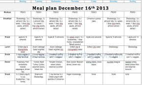p90x3 meal plan week 1 women s clean eating meal plan