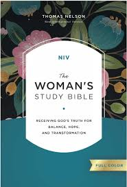 The Womans Study Bible New International Version By Thomas Nelson