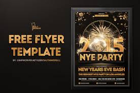 New Year Flyers Template 24 Free New Year Party Flyer Psd Templates Designyep