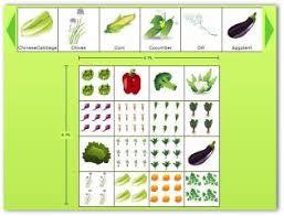 Free Vegetable Garden Plans