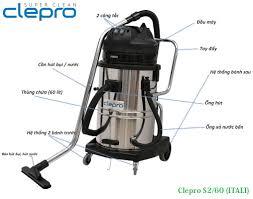 Ưu, nhược điểm máy hút bụi công nghiệp Clepro S2/60
