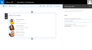 Delve Organization Chart Query The Office Graph In Sharepoint Framework Client Side