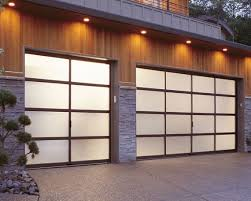 glass windows for garage doors pictures