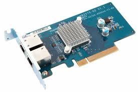<b>Сетевая карта QNAP LAN</b>-<b>1G2T</b>-D — купить по выгодной цене на ...