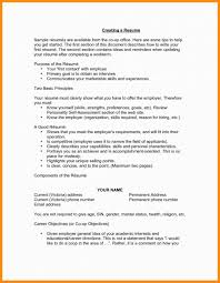 12 13 What Does Objective Mean In A Resume Mini Bricks