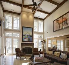 best luxury vaulted ceiling decorating ideas living room on a budget