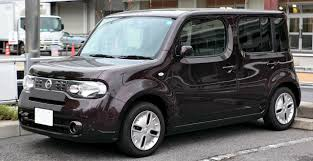 Nissan Cube - Brief about model