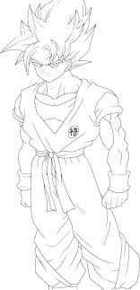 Vegeta Coloring Pages Super Dragon Ball Z Coloring Pages Vegeta