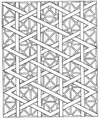 Geometric Patterns Coloring Pages Pattern Color Pages Geometric