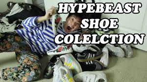 PINGYS HYPEBEAST SHOE COLLECTION BAPESTAS RAF SIMONS PALACE.