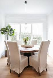 Round Wood Dining Tables Great Round Wooden Dining Table Design
