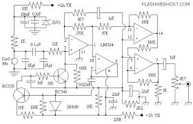 microphone circuit diagram the wiring diagram microphone circuit page 6 audio circuits next gr circuit diagram