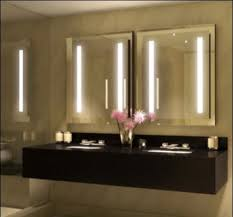 bathroom vanity mirror lights. Bath Vanity Heated Mirror Bathroom Lights V