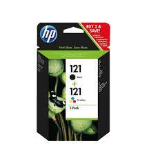 <b>Картридж HP</b> 121 <b>CN637HE</b> струйный черный и трехцветный 2 шт