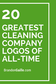 20 Greatest Cleaning Company Logos Of All Time Cleaning