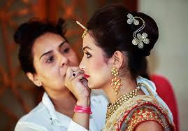 the best bridal makeup in mumbai this season