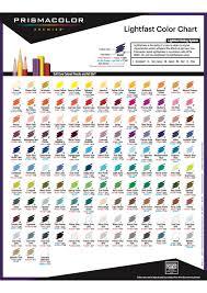 Prismacolor Premier Review Color With Iris