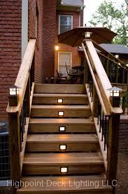 lighting for deck. highpoint deck u0026 landscape lighting gallery for y
