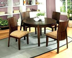 dining tables walnut dining table and 6 chairs round wooden dinning set furniture of la