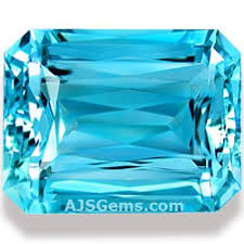 Aquamarine Price Chart Aquamarine Gemstone Information At Ajs Gems