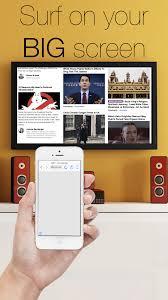 AirWeb - Web Browser for Apple TV Download App for iPhone - STEPrimo.com
