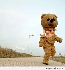 Teddy Bear by ben - Meme Center via Relatably.com