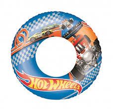 <b>Bestway</b> Надувной круг <b>Hot Wheels</b> 56 см