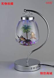 jellyfish tank for office full size of fish tank table lamp fishnk small desktop goldfish bowl