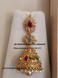 Diamond Earrings Traditional Designs Traditional Designs Made With Perfect Finish Fine Quality