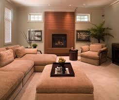 Cool Cozy Modern Living Room With Fireplace Fabulous Warm Jpg Room