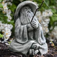fishing statues garden little boy fishing garden statue disturbing