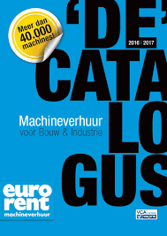 Euro Rent Verhuurcatalogus 2016 2017 By Euro Rent Issuu