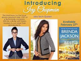 Brenda Jackson - Meet Nolan Madaris and Ivy Chapman. They... | Facebook