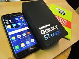 Samsung galaxy s7/edge màu đen hàng xách tay mới mua đc hơn 10 ngày giá 8tr  - Điện thoại, máy tính bảng tại Hà Nội - 27405355