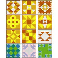 Quilt blocks, Traditional and Warm on Pinterest &
