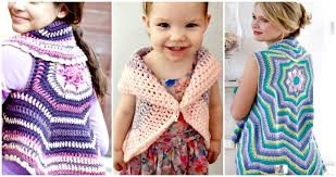 Crochet Circular Vest Pattern Free Inspiration Crochet Circular Vest Jacket 48 FREE Crochet Patterns DIY Crafts