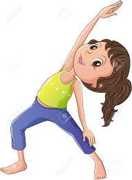 Résultats de recherche d'images pour «clipart yoga femmes»