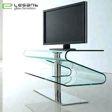 plasma tv stands modern modern glass cabinet modern bent glass stand with stainless steel base modern