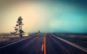 Road Mist Asphalt Inspiration Pixx Pinterest Mists