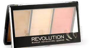 ultra sculpt contour kit by makeup revolution review swatches sahrish adeel beauty and lifestyle ger