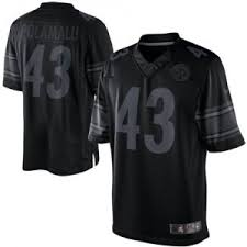 - Store Jersey Polamalu Jerseys Steelers Rush Color Troy