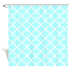 shower stall curtains stand up curtain quatrefoil teal best