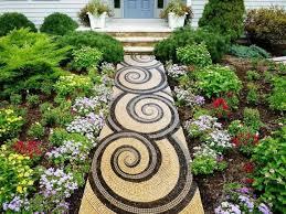 Mosaic Garden Path  Arts RepublicMosaic Garden Path