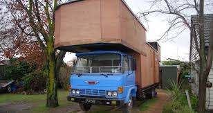 Tiny Trucks A Flatbed Truck Home That Has Everything You Need